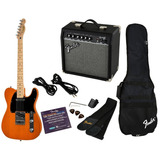 Squier Pack Start Playing, Affinity Telecaster + Amp.fr.15g