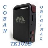 Rastreador Tk102 B Gps Celular Tracker Coban Original Novo