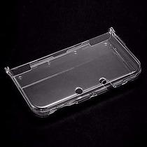 30 Case Capa Acrilico Translúcido Cristal Nintendo 3dsxl New