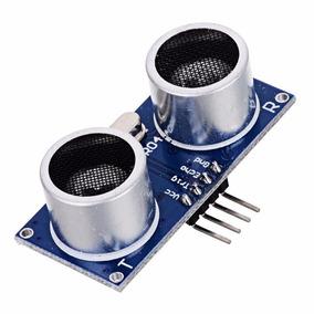 Sensor De Distância Ultrassonico Pic Arduino Avr Hc-sr04
