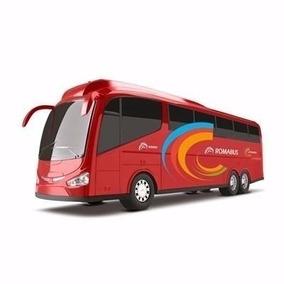 Ônibus Bus Executive Da Roma Brinquedos! Lindo!