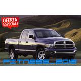 Manual Taller Diagramas Dodge Ram 1500 2500 3500 4500 Españo