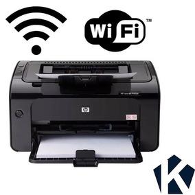 Impresora Laser Hp 1102w Monocromatica Wifi 19ppm 8mb Nuevas