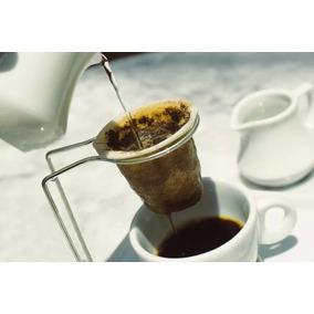Mariquinha + Mini Coador De Café Individual
