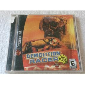 demolition racer dreamcast