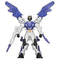 Power Ranger Rpm Moto-morph Figura Serie Moto-morph Wolf Ra