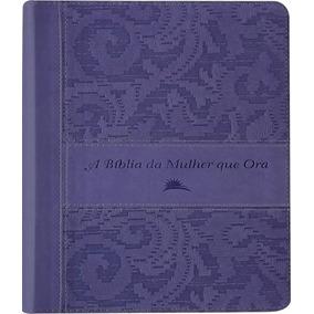 Biblia Da Mulher Que Ora, A - Nvi - Lilas