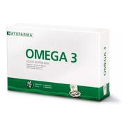 Natufarma Omega 3 Colesterol 60 Capsulas