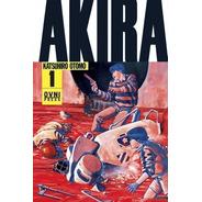 Manga - Akira Edicion Con Sobrecubierta 01 - 6 Cuotas