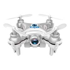 Drone Cheerson Cx-10w Con Câmera Sd Light Gray
