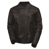 Jaqueta Masculina Couro Clash Roland Sands Design 20% Off
