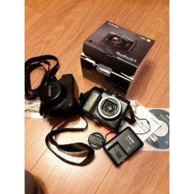 Canon G1x Sensor Superior A Micro 4/3, Cuerpo De Magnesio