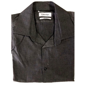Camisa Calvin Klein Slim Fit -mediana- Envio Incluido