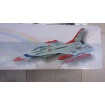 Aeromodelo Elétrico Jato F16