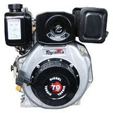 Motor Diesel Marca Toyama De 9hp