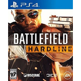 Battlefield Hardline Ps4 Digital | Jugas Con Tu Usuario