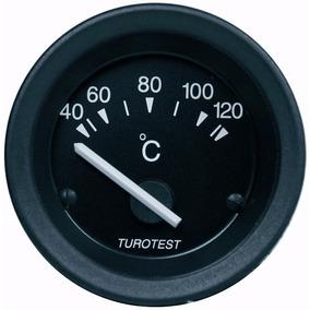 Indicador Marcador Temperatura Agua 24v 120 Graus - Tu302452
