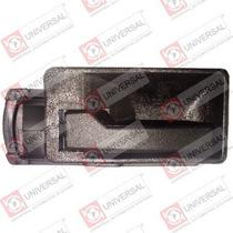 Maçaneta Interna Plastico (preto) Lado Esquerdo Gm Monza 82,