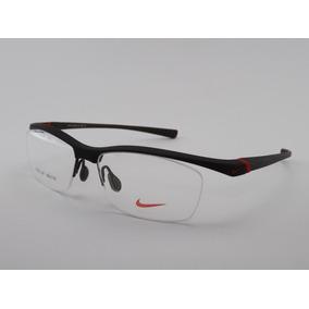 Armação Para Óculos De Grau Nike 7070 Preto