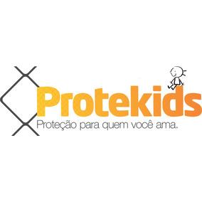 Kit De Redes De Proteção Protekids ( Telas De Proteção)