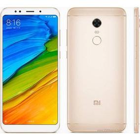 Smartphone Xiaomi Redmi 5 Plus Dual 64gb 12mp-dourado