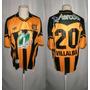 Camiseta De The Strongest De Bolivia #20 Villalba Talle L.