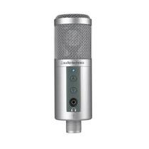 Microfono Condenser Audio Technica Atr2500-usb Gtia Oficial