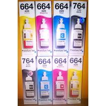 Tinta Epson Para Sistema Continuo Original L210 L355 L555