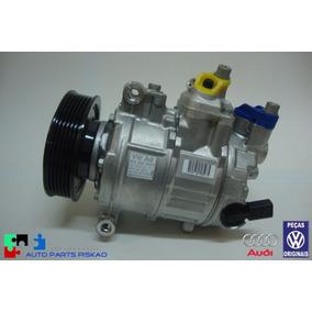 Compressor Ar Condici Novo Fusca Peca Nova Orig 1k0820808a