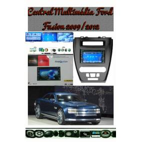 Central Multimidia Ford Fusion 2009 /2012