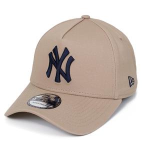 Boné New Era Snapback New York Yankees Aba Curva 9 Forty 58a1ed902e9