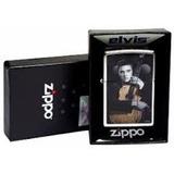 Encendedor Zippo Elvis Presley Colleccionable Original