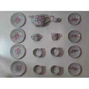 Juego De Tazas De Té En Porcelana China Para Niñas