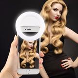 Selfie Ring Anillo De Luz(flash Led) Para Iluminar Tus Fotos
