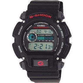 Relógio Casio G-shock Dw-9052-1vdr Original Masculino