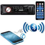 Auto Radio Roadstar Rs2709br Com Bluetooth Usb Com Controle