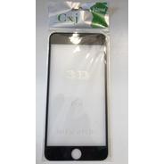 Pelicula 3d iPhone 6 Plus Preta E Branca