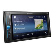 Estereo Pioneer Mvh-a215bt Doble Din 6,2 Tactil Bluetooth