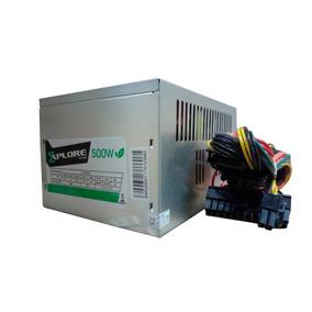 Fuente De Poder 500w Explore Power Ps10500 + Garantía