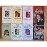 Lote Libros Kat Martin - Precio Por Unidad - Envíos