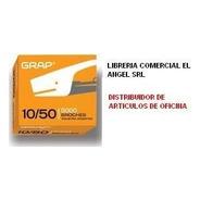 10 Cajas Broche Grap Para Abrochadora 10/50 Similar Mit 5000