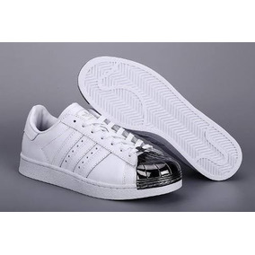 zapatillas superstar adidas blancas
