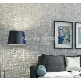 papel tapiz d gris texturizado cubre metros cuadrado