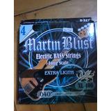 Encordado Bajo Martin Blust 040