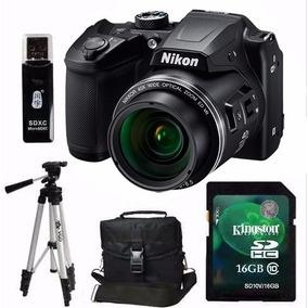 Camara Nikon B500 16mp 40x +trípode 1.35mts+16gb C10+ Bolso