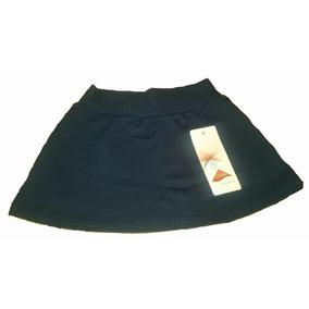 Short Con Pollera Mujer Talle 1 - Nena T4y6 Liquidacion
