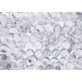 Hidrogel En Perlas Transparentes 500 Gramos Aluzza
