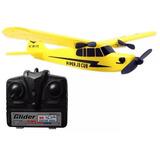 Avion Pipper Rc Control Remoto Resistente Planeador Evotech