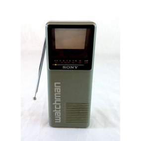 Televisão Portátil Mini Tv Sony Watchman