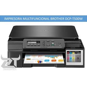 Impresora Multifuncional Brother Escaner Fotocopiadora
